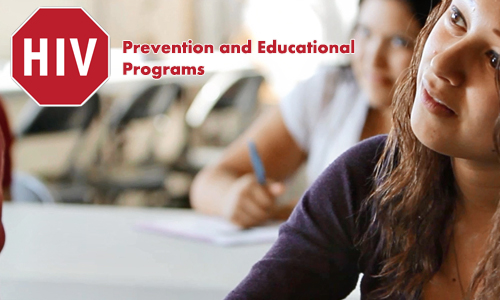 US Aids Prevention and Educational Programs