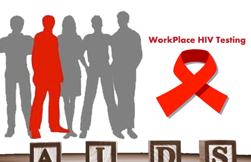 Workplace HIV Testing